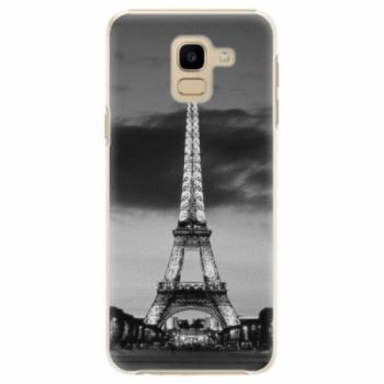 Plastové pouzdro iSaprio - Midnight in Paris - Samsung Galaxy J6