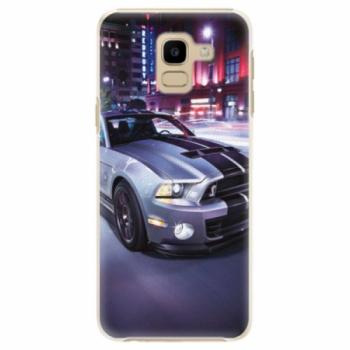 Plastové pouzdro iSaprio - Mustang - Samsung Galaxy J6