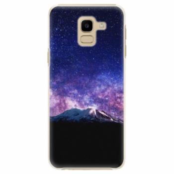 Plastové pouzdro iSaprio - Milky Way - Samsung Galaxy J6
