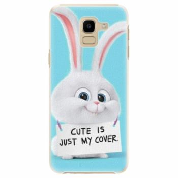 Plastové pouzdro iSaprio - My Cover - Samsung Galaxy J6