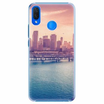 Plastové pouzdro iSaprio - Morning in a City - Huawei Nova 3i