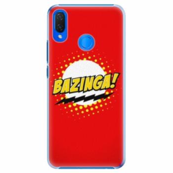 Plastové pouzdro iSaprio - Bazinga 01 - Huawei Nova 3i