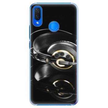 Plastové pouzdro iSaprio - Headphones 02 - Huawei Nova 3i