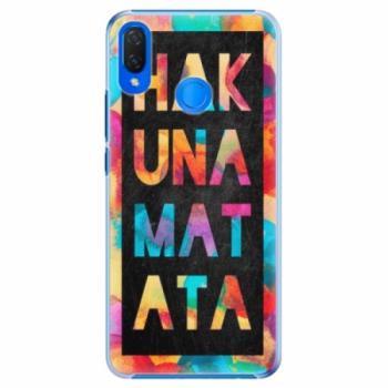 Plastové pouzdro iSaprio - Hakuna Matata 01 - Huawei Nova 3i