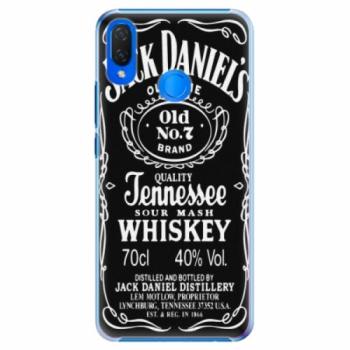 Plastové pouzdro iSaprio - Jack Daniels - Huawei Nova 3i