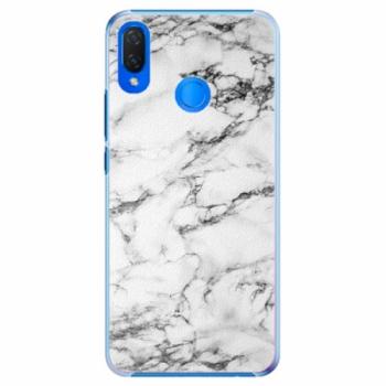 Plastové pouzdro iSaprio - White Marble 01 - Huawei Nova 3i