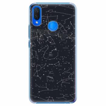 Plastové pouzdro iSaprio - Night Sky 01 - Huawei Nova 3i