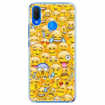 Plastové pouzdro iSaprio - Emoji - Huawei Nova 3i