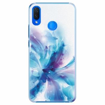 Plastové pouzdro iSaprio - Abstract Flower - Huawei Nova 3i