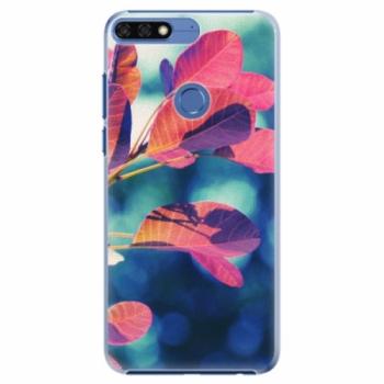Plastové pouzdro iSaprio - Autumn 01 - Huawei Honor 7C