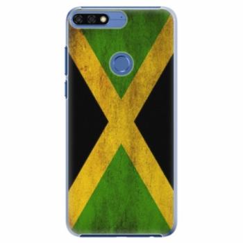 Plastové pouzdro iSaprio - Flag of Jamaica - Huawei Honor 7C
