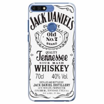 Plastové pouzdro iSaprio - Jack White - Huawei Honor 7C