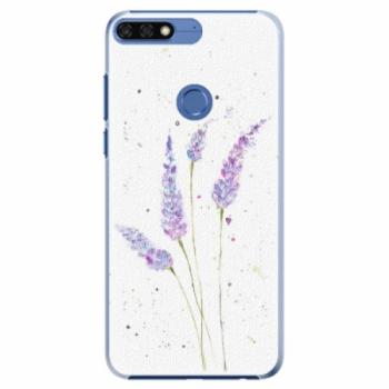 Plastové pouzdro iSaprio - Lavender - Huawei Honor 7C