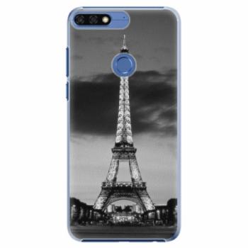 Plastové pouzdro iSaprio - Midnight in Paris - Huawei Honor 7C