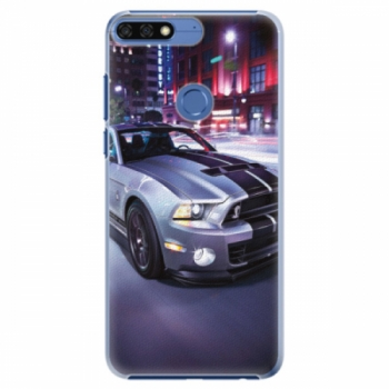 Plastové pouzdro iSaprio - Mustang - Huawei Honor 7C
