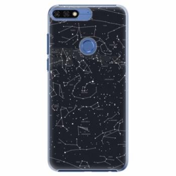Plastové pouzdro iSaprio - Night Sky 01 - Huawei Honor 7C