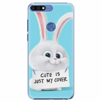 Plastové pouzdro iSaprio - My Cover - Huawei Honor 7C
