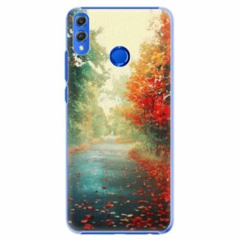 Plastové pouzdro iSaprio - Autumn 03 - Huawei Honor 8X