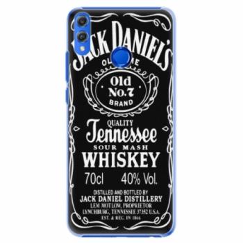 Plastové pouzdro iSaprio - Jack Daniels - Huawei Honor 8X