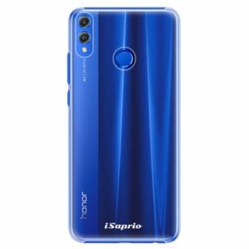 Plastové pouzdro iSaprio - 4Pure - mléčný bez potisku - Huawei Honor 8X