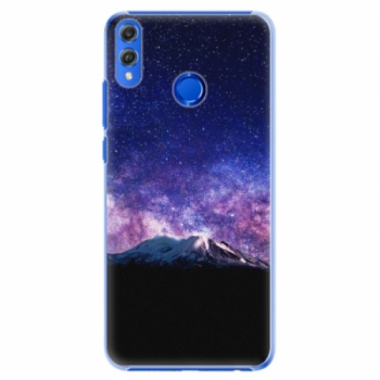Plastové pouzdro iSaprio - Milky Way - Huawei Honor 8X