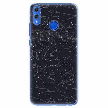 Plastové pouzdro iSaprio - Night Sky 01 - Huawei Honor 8X