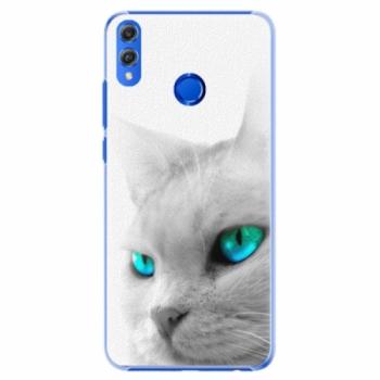 Plastové pouzdro iSaprio - Cats Eyes - Huawei Honor 8X