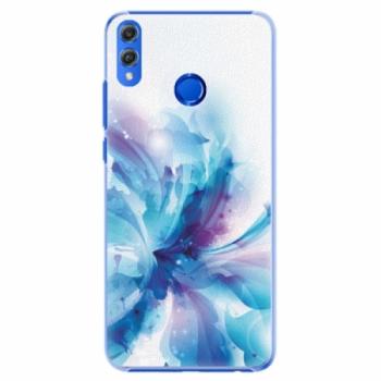 Plastové pouzdro iSaprio - Abstract Flower - Huawei Honor 8X
