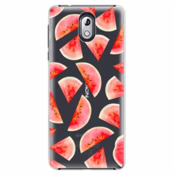 Plastové pouzdro iSaprio - Melon Pattern 02 - Nokia 3.1