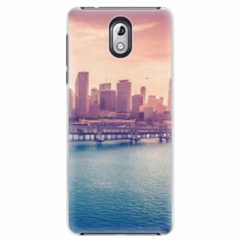 Plastové pouzdro iSaprio - Morning in a City - Nokia 3.1