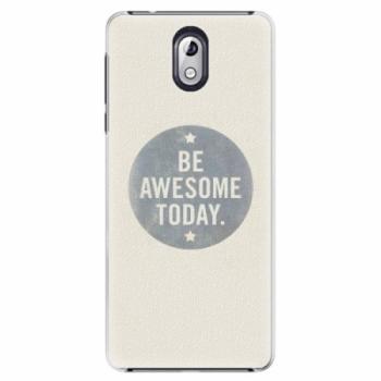 Plastové pouzdro iSaprio - Awesome 02 - Nokia 3.1