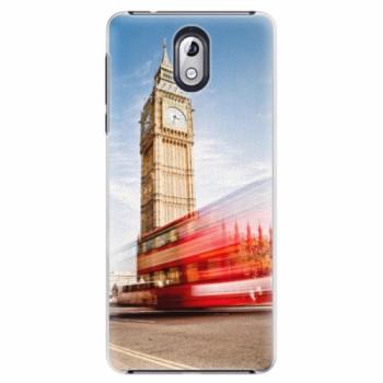Plastové pouzdro iSaprio - London 01 - Nokia 3.1