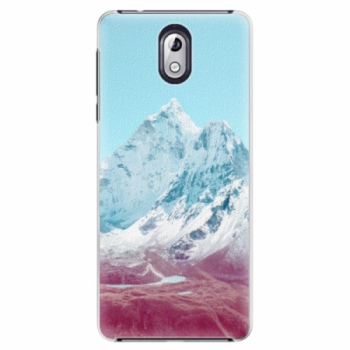 Plastové pouzdro iSaprio - Highest Mountains 01 - Nokia 3.1