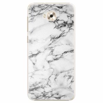 Plastové pouzdro iSaprio - White Marble 01 - Asus ZenFone 4 Selfie ZD553KL