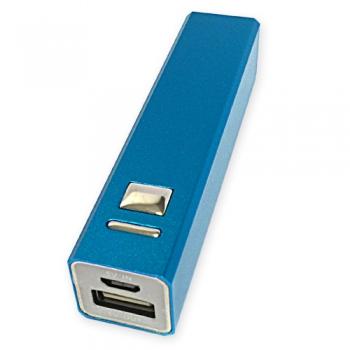 Externí baterie iSaprio Power Blue 2600 mAh
