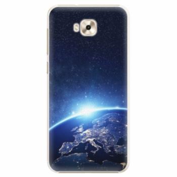 Plastové pouzdro iSaprio - Earth at Night - Asus ZenFone 4 Selfie ZD553KL