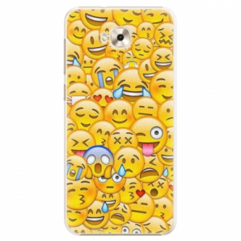 Plastové pouzdro iSaprio - Emoji - Asus ZenFone 4 Selfie ZD553KL