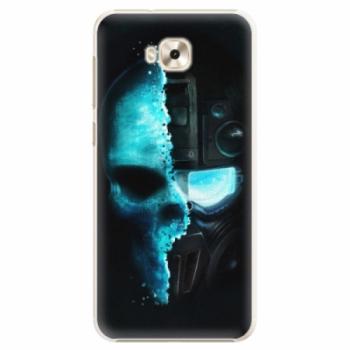 Plastové pouzdro iSaprio - Roboskull - Asus ZenFone 4 Selfie ZD553KL