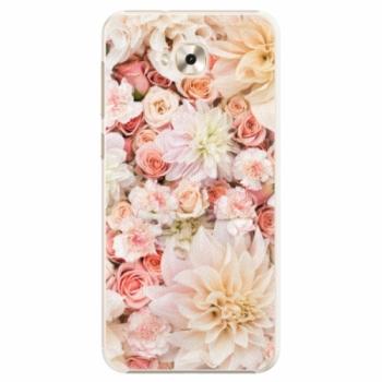 Plastové pouzdro iSaprio - Flower Pattern 06 - Asus ZenFone 4 Selfie ZD553KL