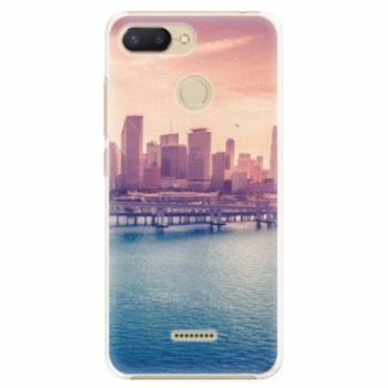 Plastové pouzdro iSaprio - Morning in a City - Xiaomi Redmi 6