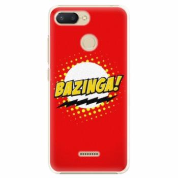 Plastové pouzdro iSaprio - Bazinga 01 - Xiaomi Redmi 6