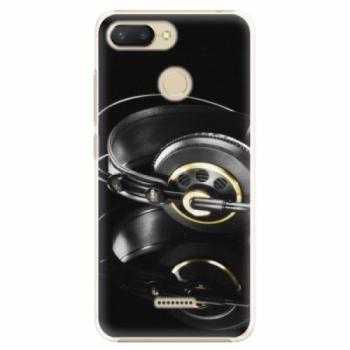 Plastové pouzdro iSaprio - Headphones 02 - Xiaomi Redmi 6