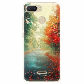 Plastové pouzdro iSaprio - Autumn 03 - Xiaomi Redmi 6