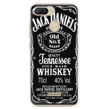 Plastové pouzdro iSaprio - Jack Daniels - Xiaomi Redmi 6