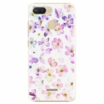 Plastové pouzdro iSaprio - Wildflowers - Xiaomi Redmi 6