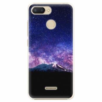 Plastové pouzdro iSaprio - Milky Way - Xiaomi Redmi 6