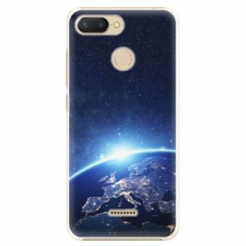 Plastové pouzdro iSaprio - Earth at Night - Xiaomi Redmi 6