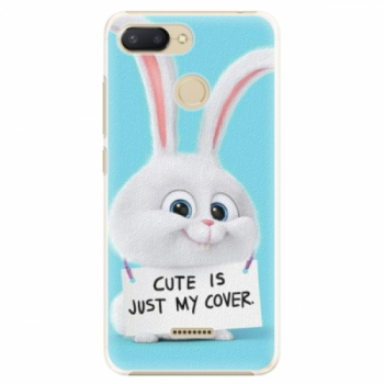 Plastové pouzdro iSaprio - My Cover - Xiaomi Redmi 6