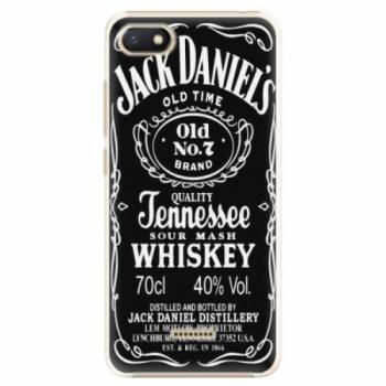 Plastové pouzdro iSaprio - Jack Daniels - Xiaomi Redmi 6A