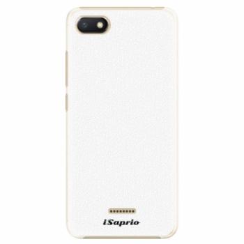 Plastové pouzdro iSaprio - 4Pure - bílý - Xiaomi Redmi 6A